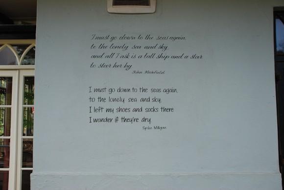 Shaldon Poem